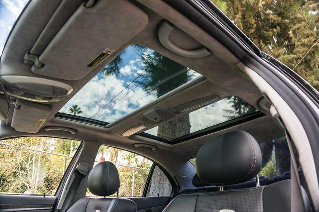 2005 Mercedes-Benz E55 5.5L AMG - NAVI - HTD STS - FULL RECORDS Reseda, CA 34