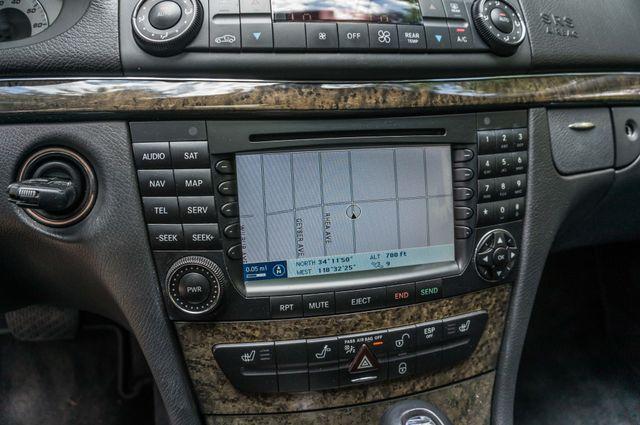 2005 Mercedes-Benz E55 5.5L AMG - NAVI - HTD STS - FULL RECORDS Reseda, CA 21