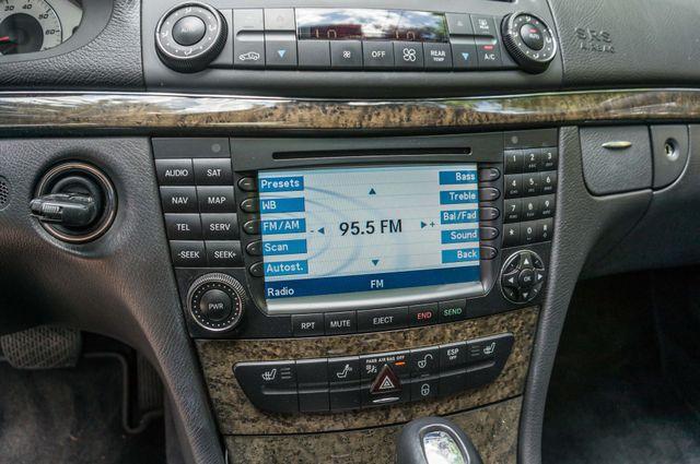 2005 Mercedes-Benz E55 5.5L AMG - NAVI - HTD STS - FULL RECORDS Reseda, CA 22
