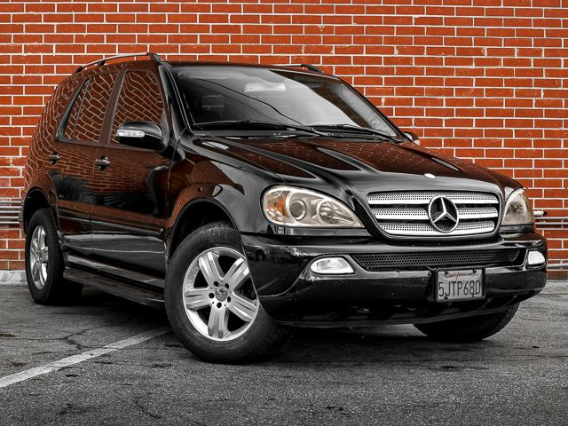 2005 Mercedes-Benz ML350 3.7L Burbank, CA 1