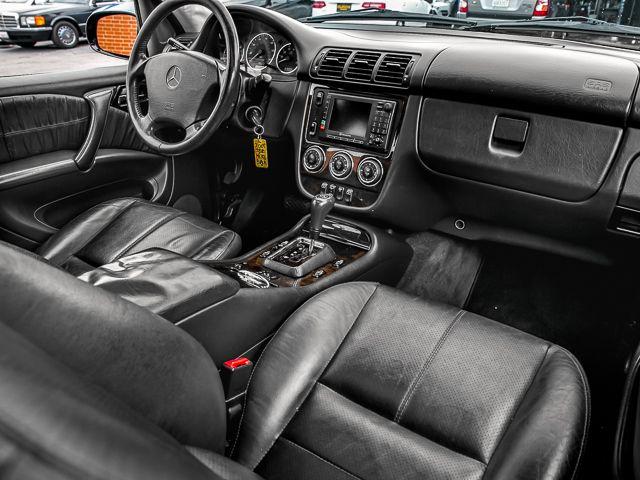 2005 Mercedes-Benz ML350 3.7L Burbank, CA 12