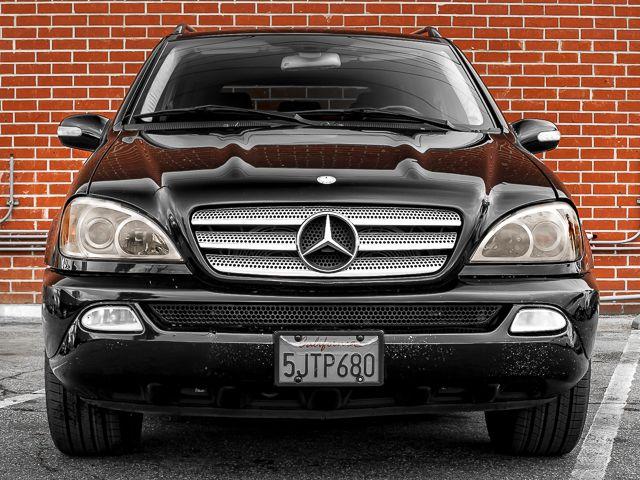 2005 Mercedes-Benz ML350 3.7L Burbank, CA 2