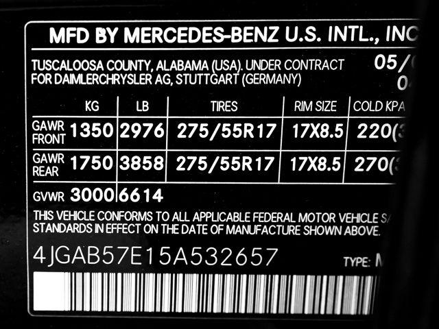 2005 Mercedes-Benz ML350 3.7L Burbank, CA 25