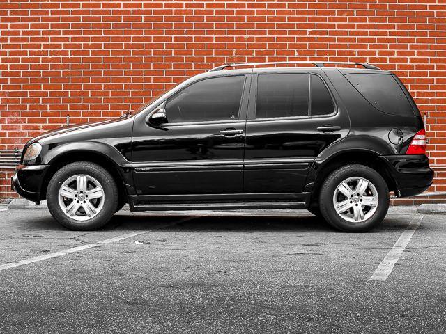 2005 Mercedes-Benz ML350 3.7L Burbank, CA 7