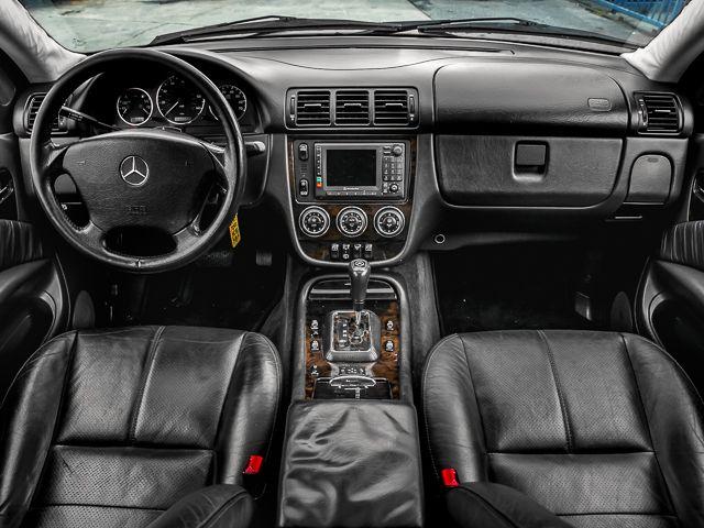 2005 Mercedes-Benz ML350 3.7L Burbank, CA 8