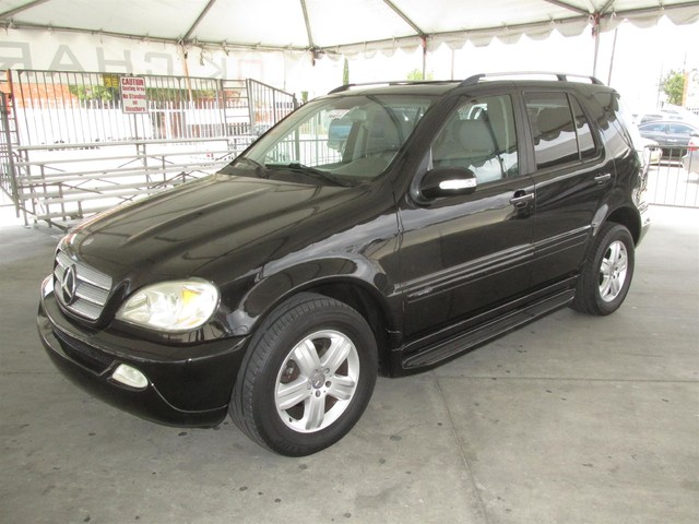 2005 Mercedes ML350 37L Please call or e-mail to check availability All of our vehicles are av