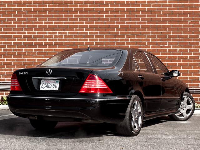 2005 Mercedes-Benz S430 4.3L Burbank, CA 6