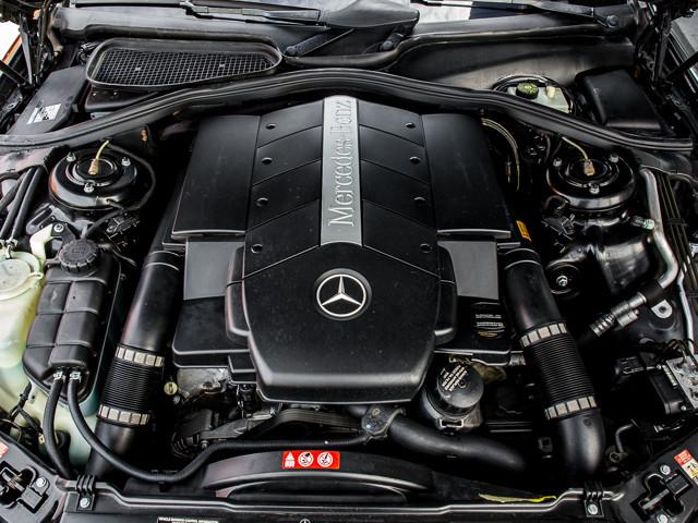 2005 Mercedes-Benz S430 4.3L Burbank, CA 13