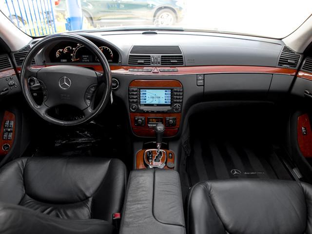 2005 Mercedes-Benz S430 4.3L Burbank, CA 8
