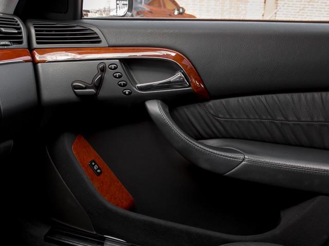 2005 Mercedes-Benz S430 4.3L Burbank, CA 28
