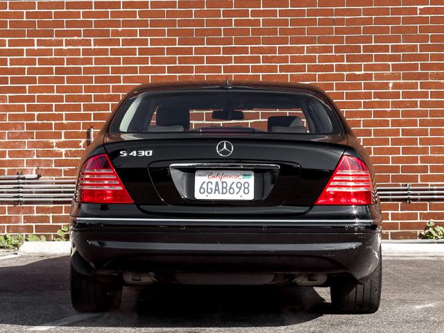 2005 Mercedes-Benz S430 4.3L Burbank, CA 3