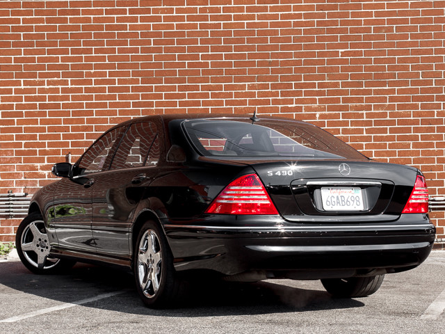 2005 Mercedes-Benz S430 4.3L Burbank, CA 7