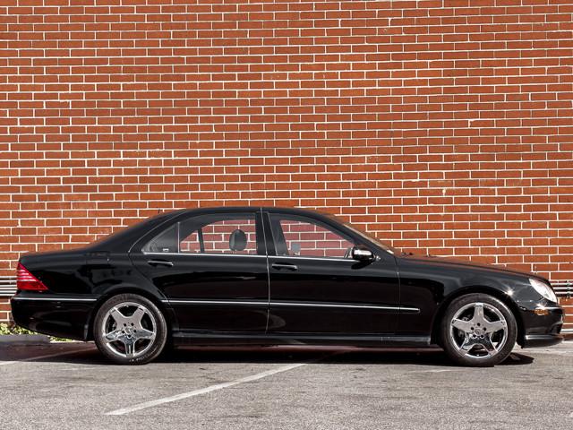 2005 Mercedes-Benz S430 4.3L Burbank, CA 4