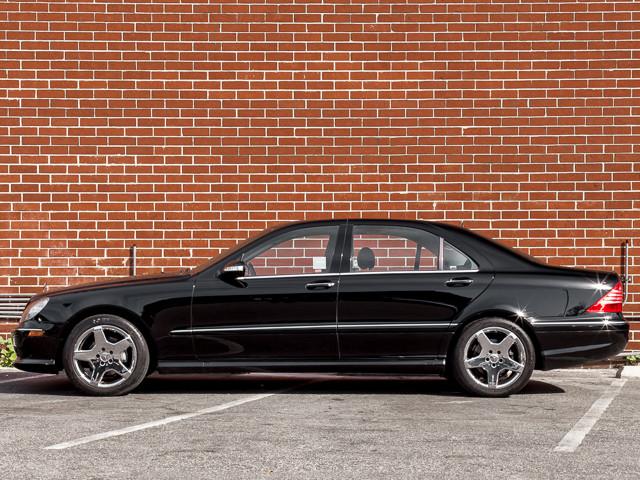 2005 Mercedes-Benz S430 4.3L Burbank, CA 5