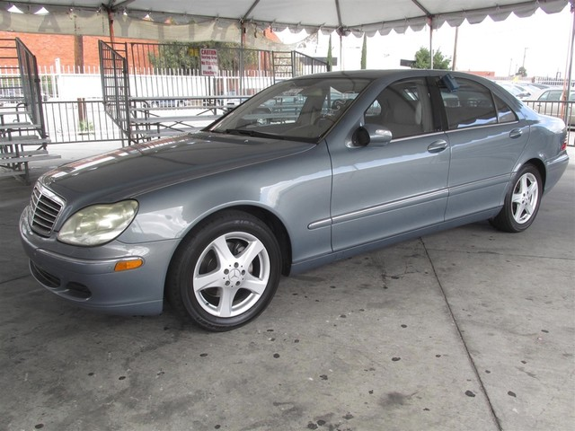 2005 Mercedes S430 43L Please call or e-mail to check availability All of our vehicles are ava