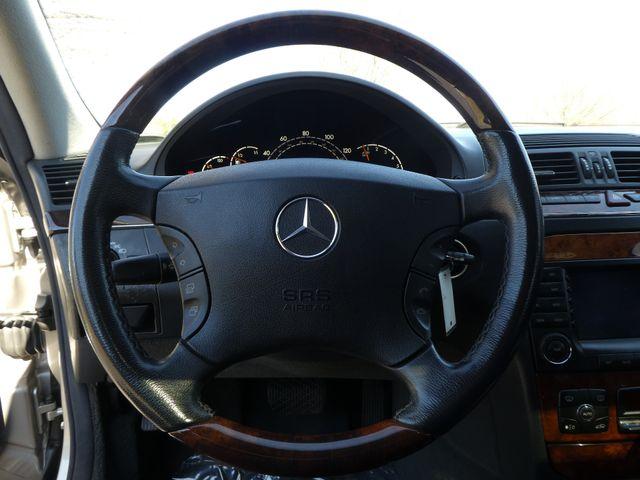 2005 Mercedes-Benz S500 5.0L Leesburg, Virginia 17