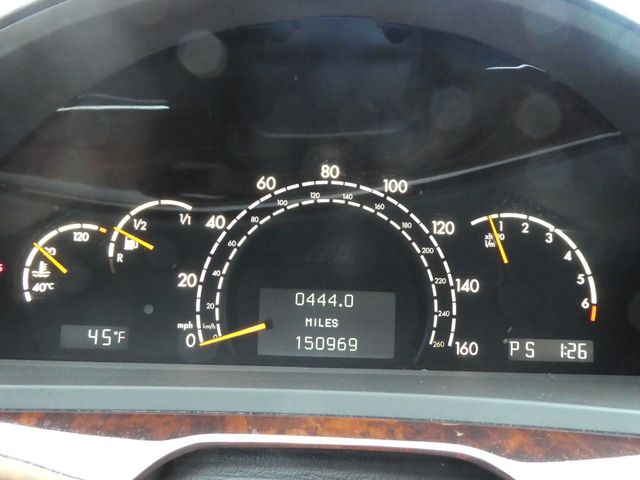 2005 Mercedes-Benz S500 5.0L Leesburg, Virginia 20