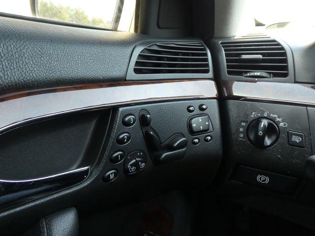 2005 Mercedes-Benz S500 5.0L Leesburg, Virginia 21