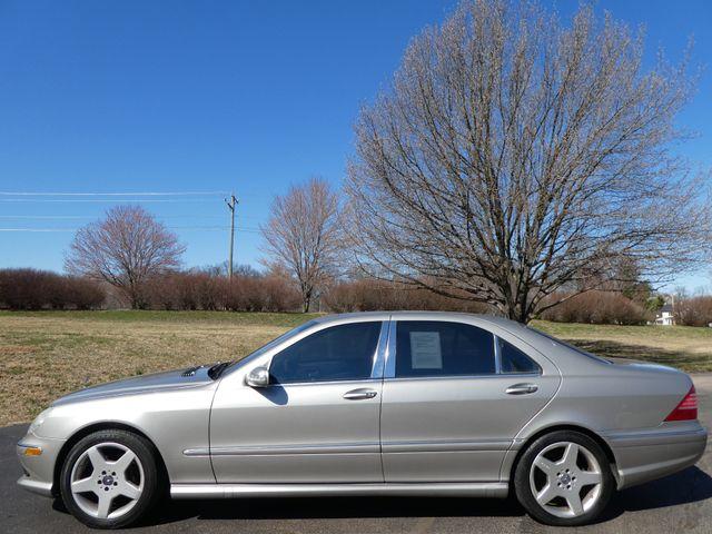 2005 Mercedes-Benz S500 5.0L Leesburg, Virginia 4