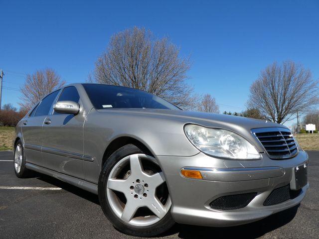 2005 Mercedes-Benz S500 5.0L Leesburg, Virginia 1