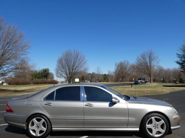 2005 Mercedes-Benz S500 5.0L Leesburg, Virginia 5