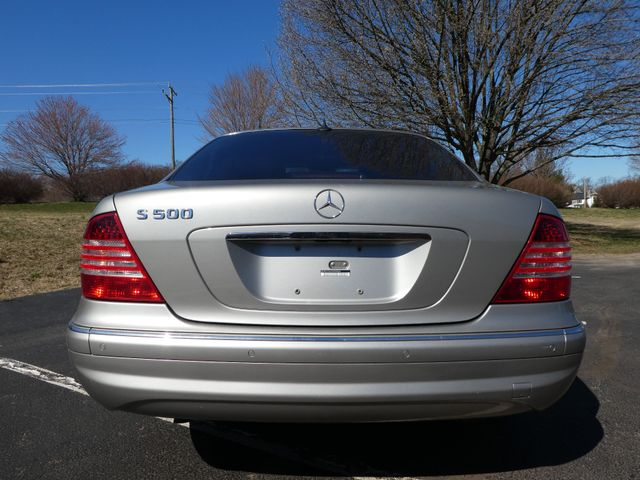 2005 Mercedes-Benz S500 5.0L Leesburg, Virginia 7