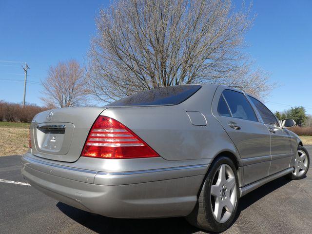 2005 Mercedes-Benz S500 5.0L Leesburg, Virginia 2