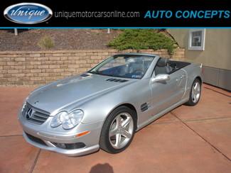 2005 Mercedes-Benz SL500 5.0L Bridgeville, Pennsylvania 3