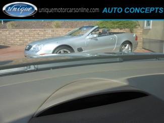 2005 Mercedes-Benz SL500 5.0L Bridgeville, Pennsylvania 25