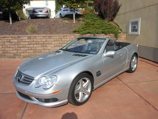 2005 Mercedes-Benz SL500 5.0L Bridgeville, Pennsylvania 3