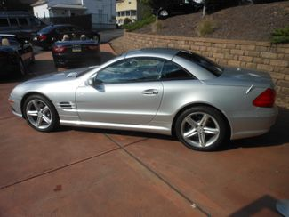 2005 Mercedes-Benz SL500 5.0L Bridgeville, Pennsylvania 7