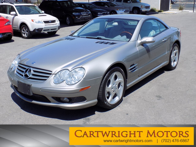 2005 Mercedes-Benz SL500 *5.0L*302HP*V8*HARDTOP CONV* Las Vegas, Nevada 0