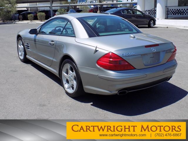 2005 Mercedes-Benz SL500 *5.0L*302HP*V8*HARDTOP CONV* Las Vegas, Nevada 1