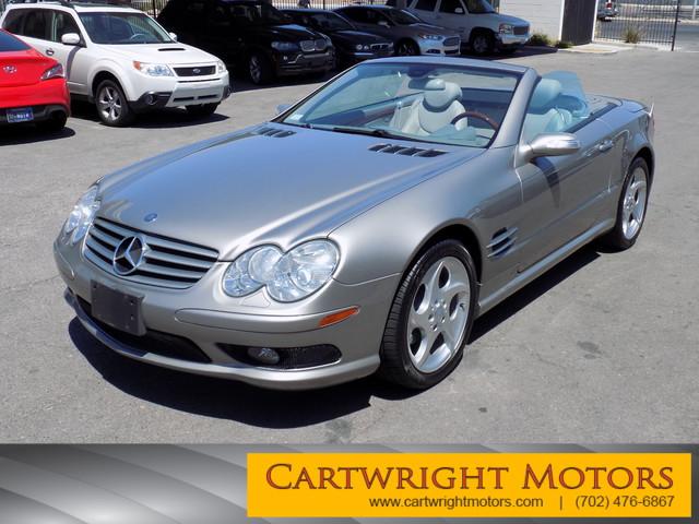 2005 Mercedes-Benz SL500 *5.0L*302HP*V8*HARDTOP CONV* Las Vegas, Nevada 13