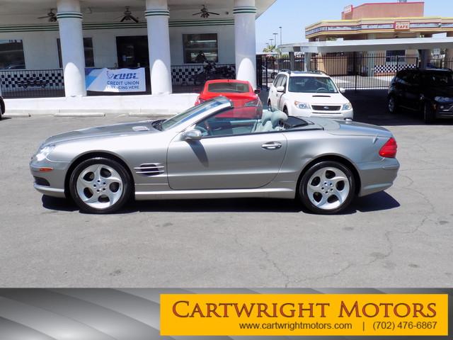2005 Mercedes-Benz SL500 *5.0L*302HP*V8*HARDTOP CONV* Las Vegas, Nevada 15