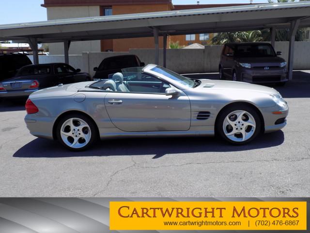 2005 Mercedes-Benz SL500 *5.0L*302HP*V8*HARDTOP CONV* Las Vegas, Nevada 18