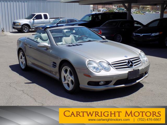 2005 Mercedes-Benz SL500 *5.0L*302HP*V8*HARDTOP CONV* Las Vegas, Nevada 19