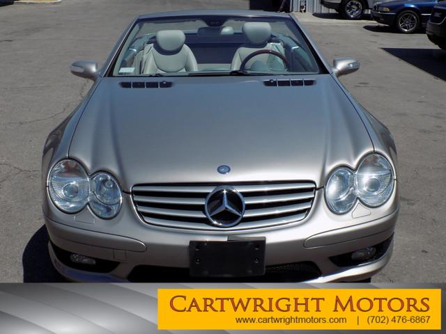 2005 Mercedes-Benz SL500 *5.0L*302HP*V8*HARDTOP CONV* Las Vegas, Nevada 20