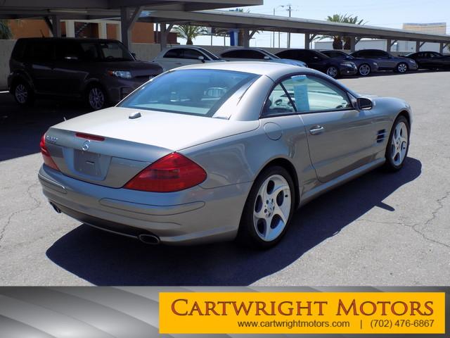 2005 Mercedes-Benz SL500 *5.0L*302HP*V8*HARDTOP CONV* Las Vegas, Nevada 3