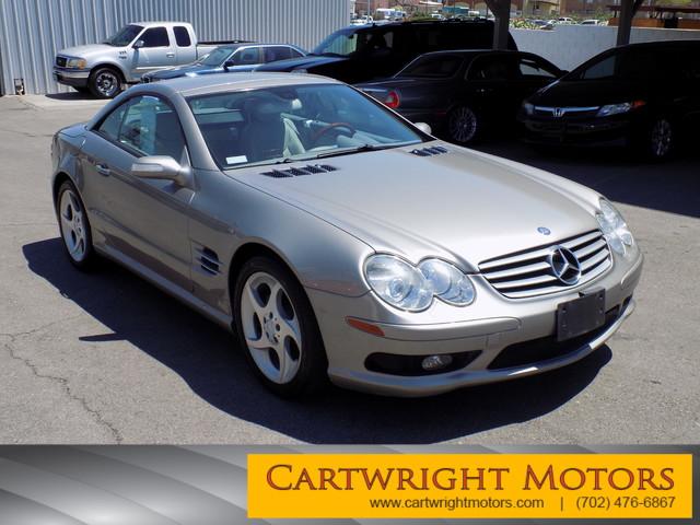 2005 Mercedes-Benz SL500 *5.0L*302HP*V8*HARDTOP CONV* Las Vegas, Nevada 4