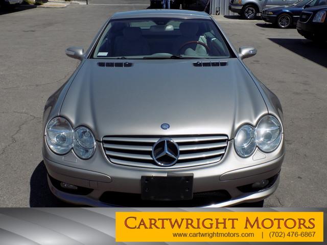 2005 Mercedes-Benz SL500 *5.0L*302HP*V8*HARDTOP CONV* Las Vegas, Nevada 5