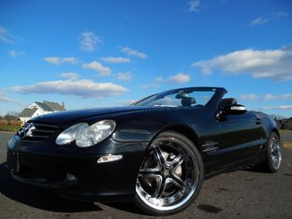 2005 Mercedes-Benz SL500 5.0L Leesburg, Virginia
