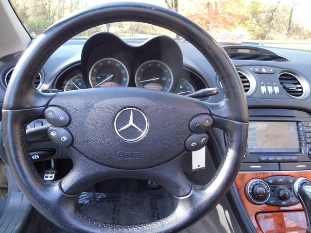 2005 Mercedes-Benz SL500 5.0L Leesburg, Virginia 16