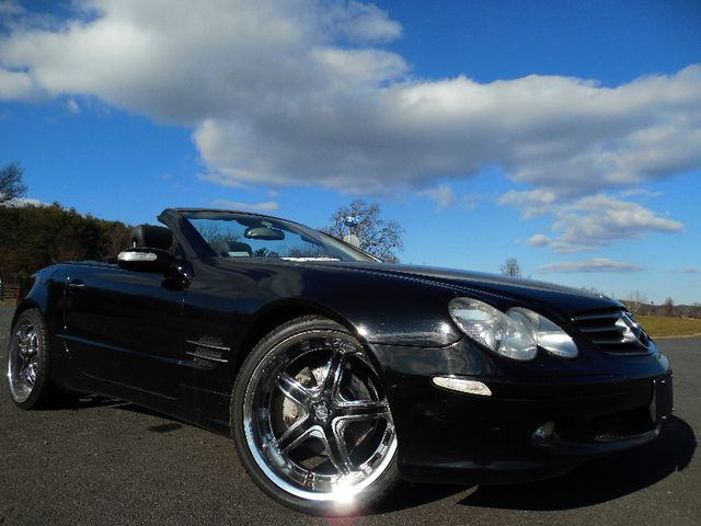 2005 Mercedes-Benz SL500 5.0L Leesburg, Virginia 1