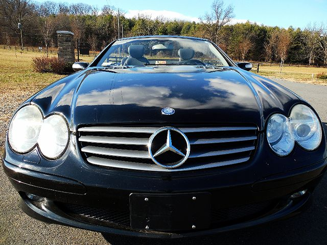 2005 Mercedes-Benz SL500 5.0L Leesburg, Virginia 6