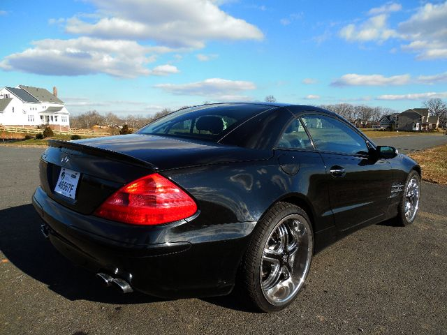 2005 Mercedes-Benz SL500 5.0L Leesburg, Virginia 8