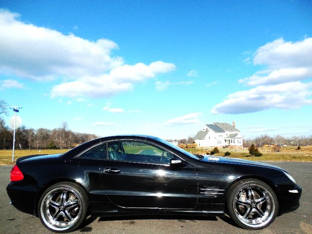 2005 Mercedes-Benz SL500 5.0L Leesburg, Virginia 9