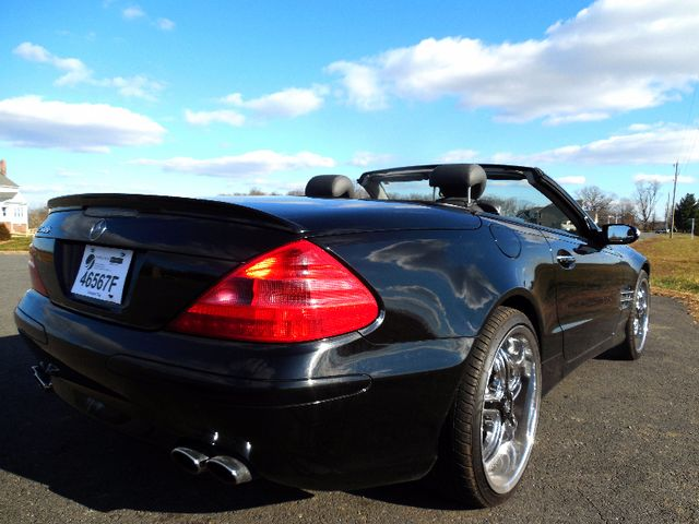 2005 Mercedes-Benz SL500 5.0L Leesburg, Virginia 2