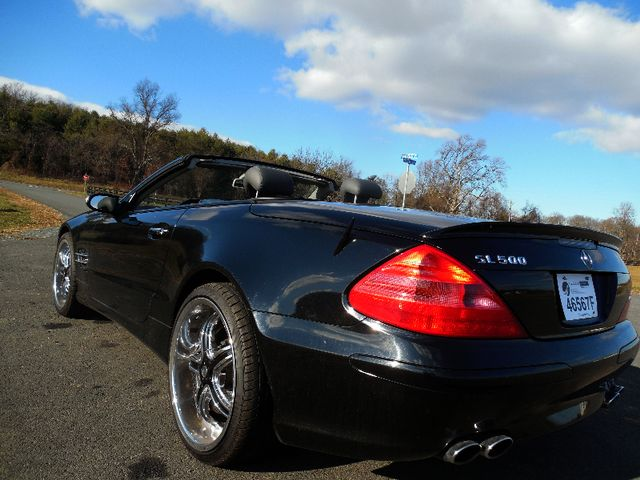 2005 Mercedes-Benz SL500 5.0L Leesburg, Virginia 3