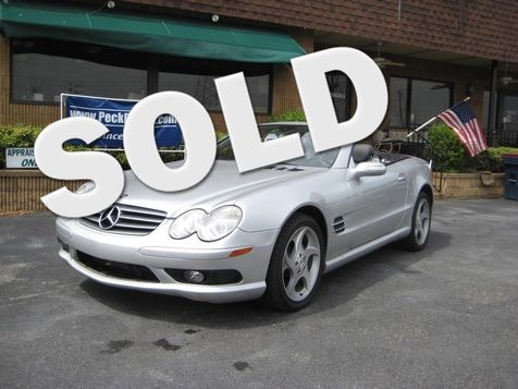 2005 Mercedes-Benz SL500 5.0L in Memphis, Tennessee